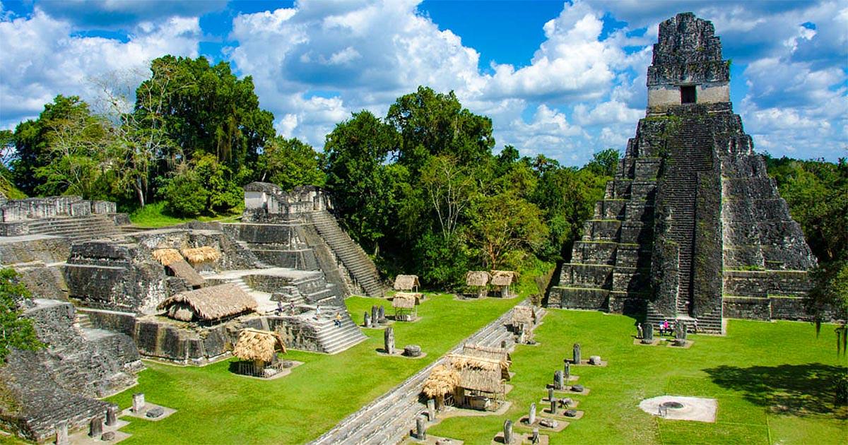 *Amérique latine* Vols vers le Guatemala pour ~390$ (42% de rabais)
